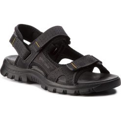 Sandały GINO ROSSI - Cree MN2662-TWO-BN00-9900-T 99. Czarne sandały męskie Gino Rossi, z materiału. W wyprzedaży za 149.00 zł.
