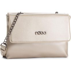Torebka NOBO - NBAG-F1450-C000 Złoty. Żółte torebki do ręki damskie Nobo, ze skóry ekologicznej. W wyprzedaży za 139.00 zł.