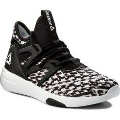 Buty Reebok -  Hayasu Ltd CN1944 Black/White. Czarne obuwie sportowe damskie Reebok, z materiału. W wyprzedaży za 269.00 zł.