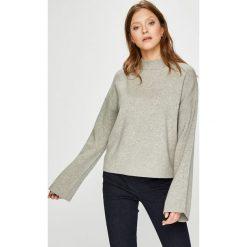 Vero Moda - Sweter Tasty. Szare swetry damskie Vero Moda, z dzianiny. Za 149.90 zł.