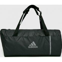 Adidas Performance - Torba. Czarne torby sportowe męskie adidas Performance, z materiału. W wyprzedaży za 169.90 zł.