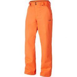 Oakley Spodnie Snowboardowe Sun King 10k Bzs Pants Neon Orange L. Pomarańczowe spodnie snowboardowe męskie Oakley, ze skóry. Za 419.00 zł.