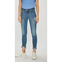 Only - Jeansy Tisha. Niebieskie jeansy damskie Only. Za 129.90 zł.
