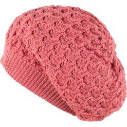 867c0d187b1b9f Czapka damska Ażurowa różowa. Czapki i kapelusze damskie marki Outhorn. Za  37.60 zł.