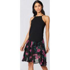 Rut&Circle Koszulka Anna - Black. Czarne t-shirty damskie Rut&Circle, z tkaniny. Za 80.95 zł.