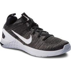 Buty NIKE - Metcon Dsx Flyknit 2 924595 003 Black/White. Czarne obuwie sportowe damskie Nike, z materiału. W wyprzedaży za 459.00 zł.