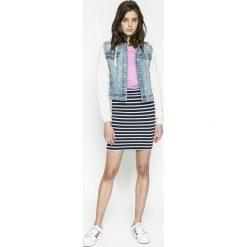 Tommy Jeans - Spódnica. Spódnice damskie marki Tommy Jeans. W wyprzedaży za 169.90 zł.