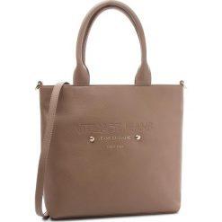 Torebka VERSACE JEANS - E1VSBBS1  70789 723. Brązowe torebki do ręki damskie Versace Jeans, z jeansu. Za 699.00 zł.