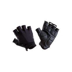 Rękawiczki na rower szosowy RoadCycling 900. Czarne rękawiczki damskie B'TWIN. Za 49.99 zł.