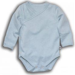 Body kimono z długim rękawem MINT r. 56 (NOM-02/56). Zielone body niemowlęce Nanaf Organic, z długim rękawem. Za 42.27 zł.
