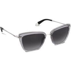 Okulary przeciwsłoneczne FURLA - Elisir 919655 D 143F REM Onyx/Petalo. Szare okulary przeciwsłoneczne damskie Furla. W wyprzedaży za 579.00 zł.