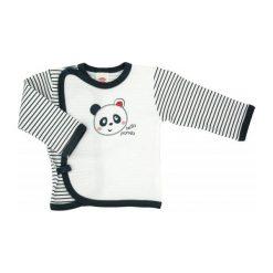 Makoma Kurtka Chłopięca Panda 68 Biały/Czarny. Białe kurtki i płaszcze dla chłopców Makoma, z bawełny. Za 35.00 zł.