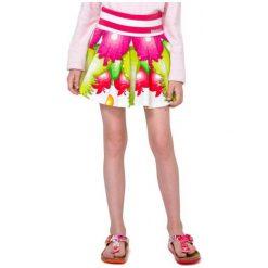 Desigual Spódnica Dziewczęca Tanganament 152 Wielokolorowy. Szare spódniczki dla dziewczynek Desigual. W wyprzedaży za 115.00 zł.