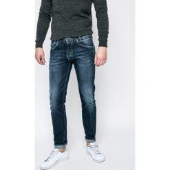 Pepe Jeans - Jeansy Spike. Szare jeansy męskie Pepe Jeans. W wyprzedaży za 249.90 zł.