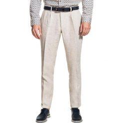 Spodnie FILLIPO SMES000057. Eleganckie spodnie męskie marki Giacomo Conti. Za 499.00 zł.
