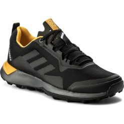 Buty adidas - Terrex Cmtk S80874 Cblack/Grefiv/Gretwo. Czarne trekkingi męskie Adidas, z materiału. W wyprzedaży za 309.00 zł.