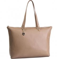 Torebka COCCINELLE - DS5 Alpha E1 DS5 11 01 01 Taupe N75. Brązowe torebki do ręki damskie Coccinelle, ze skóry. Za 1,249.90 zł.