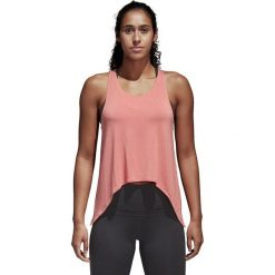 Adidas Koszulka damska Knot Tank różowa r. S (CF3817). T-shirty damskie Adidas. Za 113.46 zł.