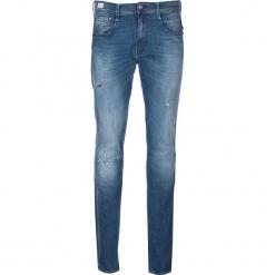 """Dżinsy """"Anbass"""" - Slim Fit - w kolorze niebieskim. Jeansy męskie marki bonprix. W wyprzedaży za 304.95 zł."""
