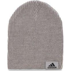 Czapka adidas - Perf Beanie DJ1056 Mgrey/Mgrey/Black. Szare czapki i kapelusze damskie Adidas, z materiału. Za 59.95 zł.