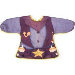 Baby Sheriff - Śliniak z rękawami (GAD02251). Szare śliniaki dla dzieci Baby Gadgets. Za 48.32 zł.