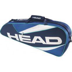 Head Torba tenisowa Elite 3R Pro niebieska. Torby sportowe męskie Head. Za 121.82 zł.