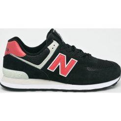 New Balance - Buty. Szare buty sportowe męskie New Balance, z gumy. W wyprzedaży za 299.90 zł.
