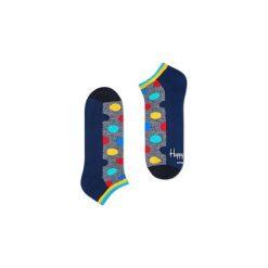 Skarpetki Happy Socks Low Socks Athletic ATBDO05-9002. Czerwone skarpety męskie Happy Socks, z bawełny. Za 39.90 zł.