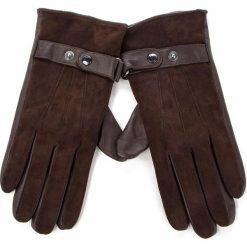 Rękawiczki Damskie JOOP! - Gloves 7237 170006313 D'Brown 205. Brązowe rękawiczki damskie JOOP!, ze skóry. Za 299.00 zł.