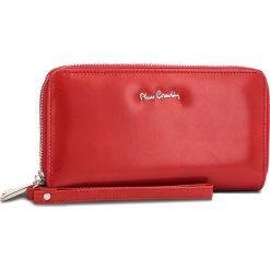 Duży Portfel Damski PIERRE CARDIN - 01 LINE 118 Red 19128. Czerwone portfele damskie Pierre Cardin, ze skóry. Za 159.00 zł.
