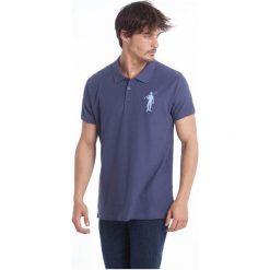 Polo Club C.H..A Koszulka Polo Męska Xxl Niebieska. Niebieskie koszulki polo męskie Polo Club C.H..A. W wyprzedaży za 169.00 zł.
