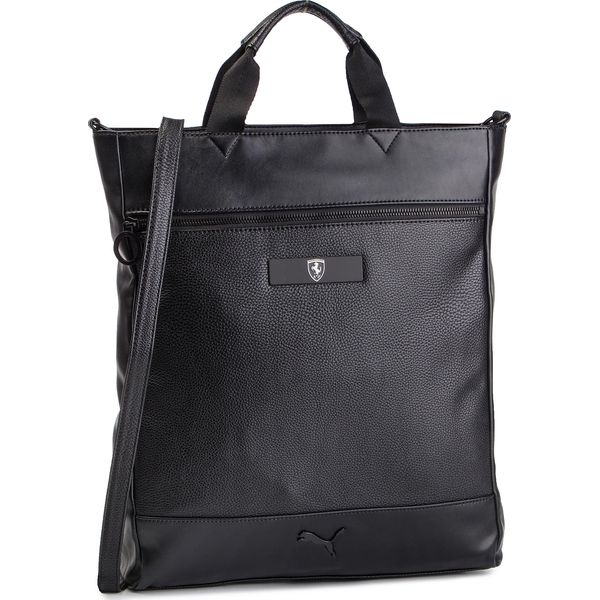 44475bd0fe672 Torba na laptopa PUMA - Sf Ls Shopper 075863 01 Puma Black - Torby ...