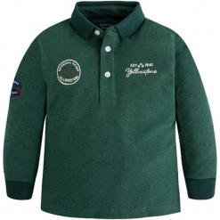 Koszulka polo w kolorze zielonym. T-shirty dla chłopców marki Reserved. W wyprzedaży za 59.95 zł.