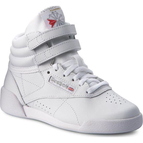63af0606b6d99 Buty Reebok - F S Hi CN2553 White Silver Intl - Buty zimowe ...