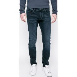 Selected - Jeansy LEON. Niebieskie jeansy męskie Selected. W wyprzedaży za 199.90 zł.