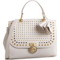 Torebka GUESS - HWGLAS L9119 IVM. Białe torebki do ręki damskie Guess, z aplikacjami, ze skóry ekologicznej. Za 1,169.00 zł.