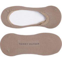 Tommy Hilfiger - Skarpetki Ballerina Step(2-pak). Szare skarpety damskie Tommy Hilfiger, z bawełny. Za 35.90 zł.