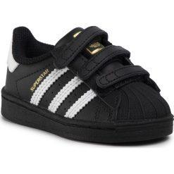 Czarne buty dla ch?opcw Adidas Kolekcja zima 2020
