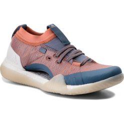 Buty adidas - PureBoost X Trainer 3.0 CG3526  Rawgre/Chacor/Crywht. Brązowe obuwie sportowe damskie Adidas, z materiału. W wyprzedaży za 419.00 zł.