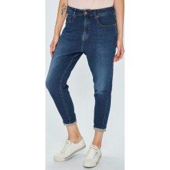 Diesel - Jeansy Candys-Ne. Niebieskie jeansy damskie Diesel. Za 849.90 zł.