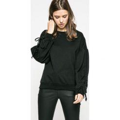 Rock Angel - Bluza. Czarne bluzy damskie Rock Angel, z bawełny. W wyprzedaży za 89.90 zł.