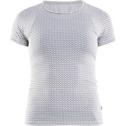 Craft Koszulka damska  Essential RN SS biała r. M (1906049-122900). T-shirty damskie Craft. Za 69.05 zł.