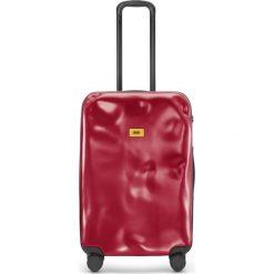 Walizka Icon średnia matowa czerwona. Walizki męskie Crash Baggage. Za 1,040.00 zł.
