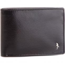 Duży Portfel Męski PUCCINI - PL20438 Black 1. Czarne portfele męskie Puccini, ze skóry. W wyprzedaży za 129.00 zł.
