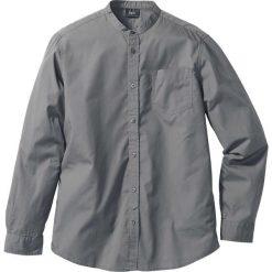 Koszula z długim rękawem Regular Fit bonprix dymny szary. Koszule męskie marki Giacomo Conti. Za 37.99 zł.