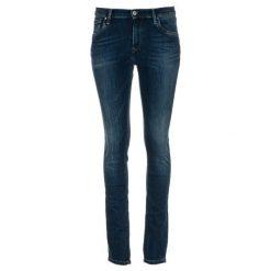 Pepe Jeans Jeansy Damskie Victoria 27/32 Ciemny Niebieski. Niebieskie jeansy damskie Pepe Jeans. Za 460.00 zł.