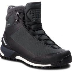 Buty adidas - Terrex Tracefinder Ch Cp AC7913  Cblack/Cblack/Carbon. Czarne trekkingi męskie Adidas, z materiału. Za 849.00 zł.