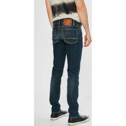 DC - Jeansy Worker. Niebieskie jeansy męskie DC. W wyprzedaży za 249.90 zł.