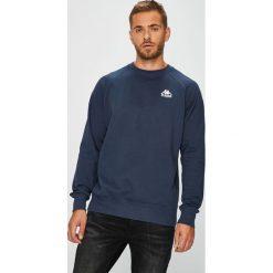 Kappa - Bluza. Czarne bluzy męskie Kappa, z bawełny. W wyprzedaży za 99.90 zł.