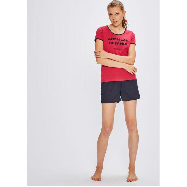 7592d06a6ae50e Tommy Hilfiger - Piżama - Szare piżamy damskie marki Tommy Hilfiger ...